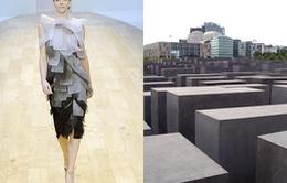 """Những thiết kế thời trang siêu độc được """"thổi hồn"""" từ kiến trúc"""