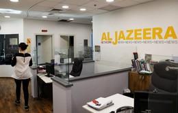 Israel đóng cửa văn phòng đại diện của kênh Al-Jazeera