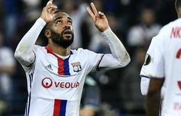Chủ tịch Lyon: Arsenal muốn mua Lacazette nhưng...