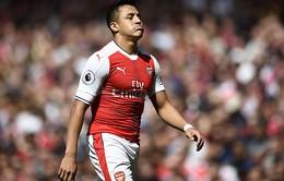 Arsenal tính gán công thần Alexis lấy Aguero