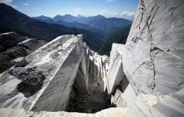 Mỏ đá cẩm thạch Altissimo hồi sinh