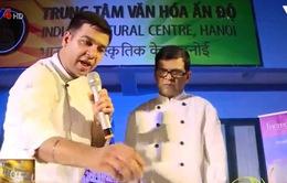 Trình diễn ẩm thực truyền thống Ấn Độ tại Hà Nội