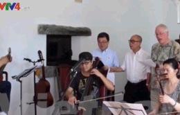 Cộng đồng người Việt tại Đức bảo tồn các làn điệu dân ca