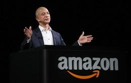Thử thách khi Amazon trở thành doanh nghiệp vốn hóa nghìn tỷ USD