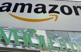 Cổ phiếu của Amazon tiếp tục tăng sau tuyên bố sẽ mua lại Whole Foods