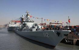Diễn tập hải quân đa quốc gia tại Pakistan