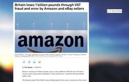 Anh thất thu thuế VAT do nhà bán lẻ trực tuyến lách luật