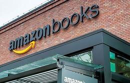 Amazon mở tiệm sách đầu tiên tại New York