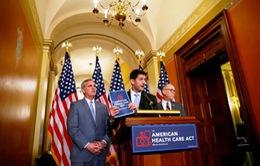 Tranh cãi về dự thảo luật chăm sóc sức khỏe mới tại Mỹ