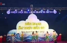 Khai mạc Liên hoan ẩm thực biển 2017 tại Quảng Bình