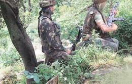Đọ súng dữ dội ở Kashmir, 2 binh sỹ của Ấn Độ thiệt mạng