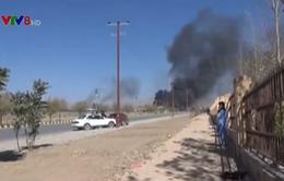 Afghanistan: Bạo lực nhằm vào lực lượng an ninh tiếp tục gia tăng