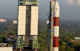 Ấn Độ phóng một lần 104 vệ tinh