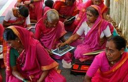 Trường học riêng cho phụ nữ cao tuổi ở Ấn Độ