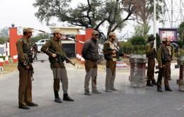 Báo động an ninh tại Thủ đô New Delhi, Ấn Độ