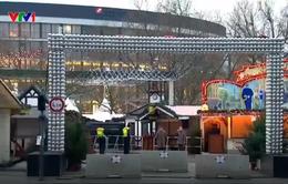 Thắt chặt an ninh hàng nghìn chợ Giáng sinh ở Đức