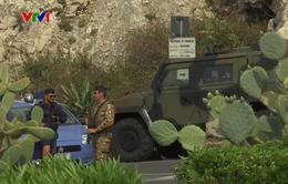 Italy tăng cường an ninh cho Hội nghị Thượng đỉnh G7