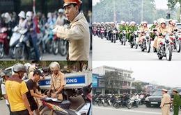 Tổ chức 4 đoàn kiểm tra an toàn giao thông