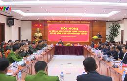 Bộ Công an và Bộ NN&PTNT phối hợp đảm bảo an ninh, an toàn ngành nông nghiệp