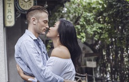 Ngắm những khoảnh khắc ngọt ngào, tình tứ của vợ chồng Phương Vy idol