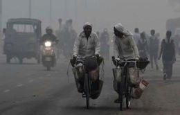 Ấn Độ: Thủ đô New Delhi đóng cửa tất cả các trường học do ô nhiễm không khí