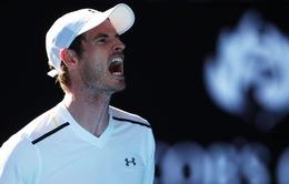 """Andy Murray: Tay vợt số 1 thế giới có đôi chân """"đất sét""""?"""