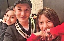 Triệu Vy gửi lời chúc sinh nhật với vợ của Huỳnh Hiểu Minh