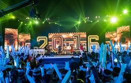 Countdown Party 2017 gây bất ngờ với thổ dân châu Phi