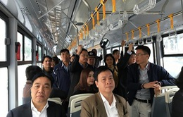 Xe bus nhanh BRT đạt gần 54.000 lượt khách sau 5 ngày đầu