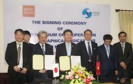 Việt Nam – Nhật Bản hợp tác về chỉ dẫn địa lý trong lĩnh vực sở hữu trí tuệ