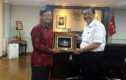 Việt Nam - Indonesia thúc đẩy hợp tác song phương