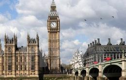 Du lịch nước Anh hưởng lợi nhờ đồng Bảng mất giá