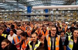 Tỷ lệ thất nghiệp tại Anh thấp kỷ lục