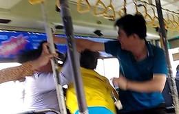 Xử lý nghiêm nhân viên xe bus ẩu đả với hành khách