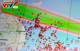 Đà Nẵng, Quảng Nam, Quảng Ngãi  chuẩn bị ứng phó bão số 10