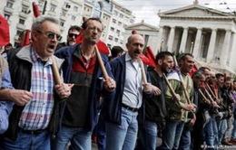 Hy Lạp: Đình công toàn quốc phản đối cắt giảm chi tiêu