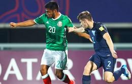 FIFA U20 Thế giới 2017: U20 Italia 3 - 2 U20 Zambia, U20 Mexico 0 - 1 U20 Anh