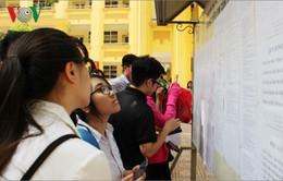 Hết ngày 30/7, hơn 80 trường đại học phía Nam công bố điểm chuẩn