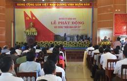 """Quảng Ngãi: Phát động xây dựng """"Ngôi nhà cấp ủy"""""""