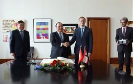Thủ tướng đề nghị Thủ hiến Berlin chia sẻ kinh nghiệm quy hoạch đô thị