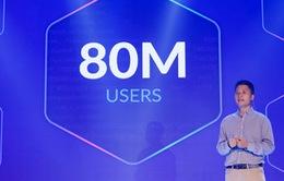 Mạng xã hội Việt cán mốc 80 triệu người dùng