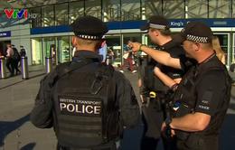 Anh truy lùng mạng lưới khủng bố tình nghi liên quan đến vụ đánh bom Manchester