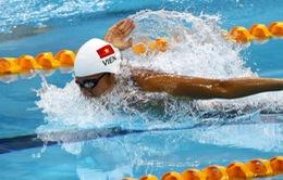 Giải bơi VĐQG 2017: Ánh Viên tiếp tục khẳng định sức mạnh
