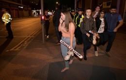 Nước Anh hoang mang sau vụ nổ kinh hoàng