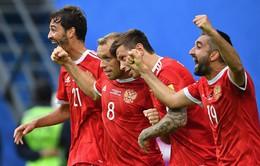 Cúp Liên đoàn các châu lục 2017: ĐT Nga thắng ấn tượng trận ra quân