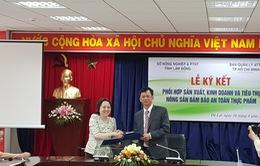 TP.HCM - Lâm Đồng phối hợp sản xuất và tiêu thụ nông sản an toàn
