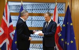 Thủ tướng Anh tuyên bố kích hoạt điều 50 Hiệp ước Lisbon, Anh chính thức bắt đầu tiến trình rời EU