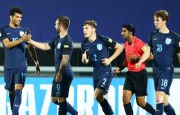 Kết quả tứ kết FIFA U20 thế giới 2017: Nhọc nhằn hạ U20 Mexico, U20 Anh vào bán kết