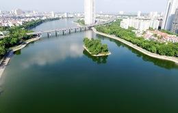 17 ao hồ tại Hà Nội biến mất chỉ sau... 5 năm
