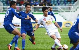 Vòng 22 giải VĐQG V.League 2017: CLB Quảng Nam - HAGL (17h00, trực tiếp trên VTV6)